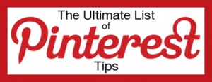 Pinterest ultimate list